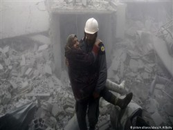 Россию обвиняют в гибели 37 мирных жителей в Восточной Гуте