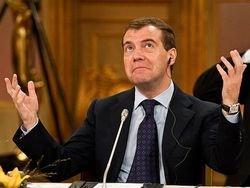 Не Запад, но правительство Медведева творит в стране экономический грабеж