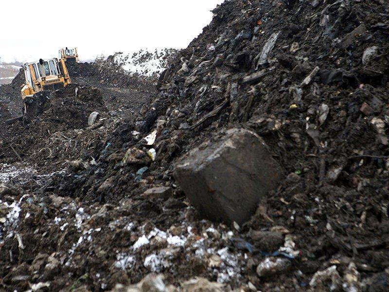 Песков посоветовал не ждать скорого решения проблем со свалками в Подмосковье