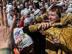 """""""Индекс веры"""": сколько на самом деле в России православных"""