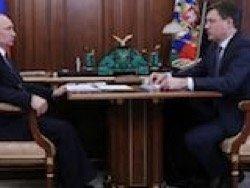 Путину сообщили об отсутствии в России современных технологий добычи нефти