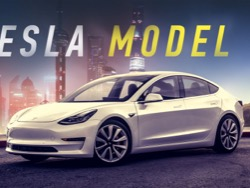 Производство Model 3 достигло 2000 автомобилей в неделю!