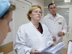 Министр здравоохранения России признала необходимость зарубежных лекарств