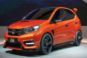 Honda выпустит новый бюджетный хэтчбек