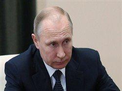 Путин отреагировал на удар американцев по Сирии