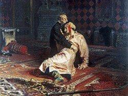 В Третьяковской галерее повредили картину Репина