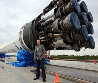В Калифорнии успешно стартовала подержанная Falcon 9 с семью спутниками