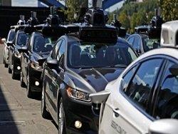 В России разрешат испытания беспилотных автомобилей