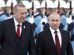Россия снизила на 10% стоимость газа для Турции