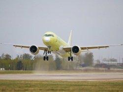 Второй самолет МС-21 совершил первый полет