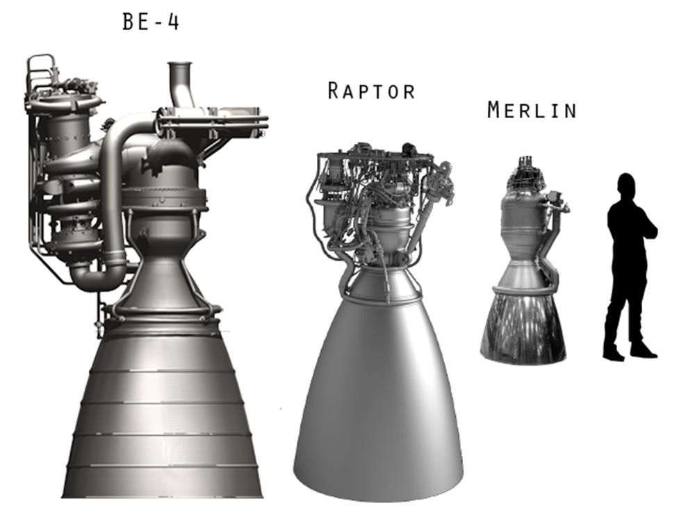 SpaceX: Летный вариант двигателя Raptor будет готов в 2019 году