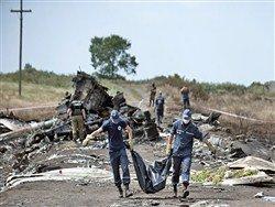 Международные следователи запросили у России информацию по сбитому на Украине Боингу