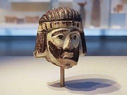 Найдена таинственная скульптура библейского царя