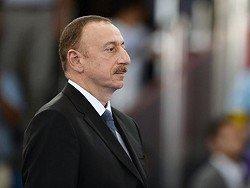 Президент Азербайджана прибыл с визитом в Россию