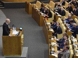 Правительство внесло в Госдуму законопроекты о повышении пенсионного возраста и НДС
