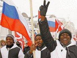 Ангола, Мадагаскар и ЦАР желают укрепления партнёрства с Россией