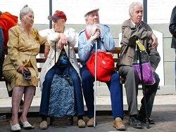 Пенсионный возраст: К России подбирается жареный петух