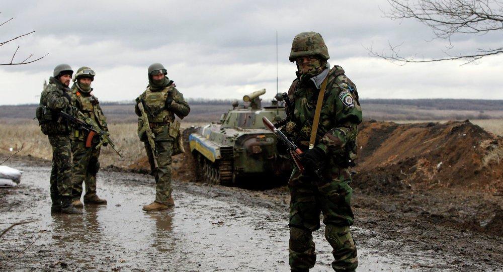 """Кровавый оскал Киева: """"Незалежная"""" не желает прекращать войну на Донбассе"""