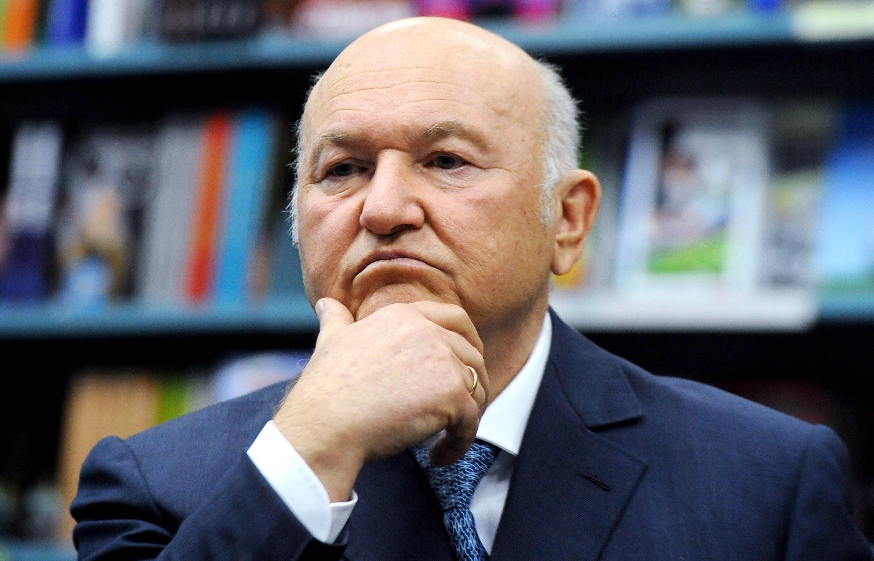 В Московском Доме Книги Юрий Лужков проведет презентацию нового издания