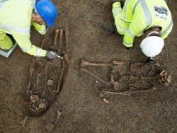 Странное захоронение найдено археологами в Англии
