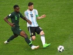 Аргентина вырвала путевку в плей-офф чемпионата мира