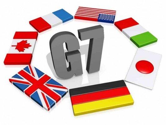Вашингтон обвиняют в расколе G7