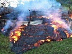 Гватемала. Как бушует вулкан Фуэго