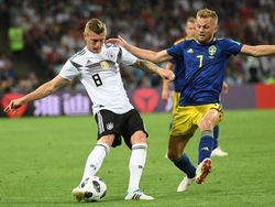 Гол на 95-й минуте вернул Германию в борьбу за плей-офф на ЧМ