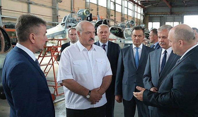 Лукашенко национализировал украинский завод в Беларуси