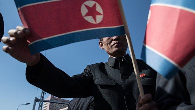 """КНДР обвинил США в """"грабительских требованиях"""""""