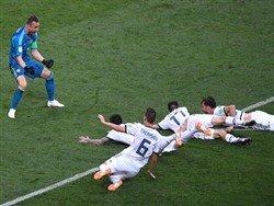 Успех сборной обогатил российский футбол на миллионы
