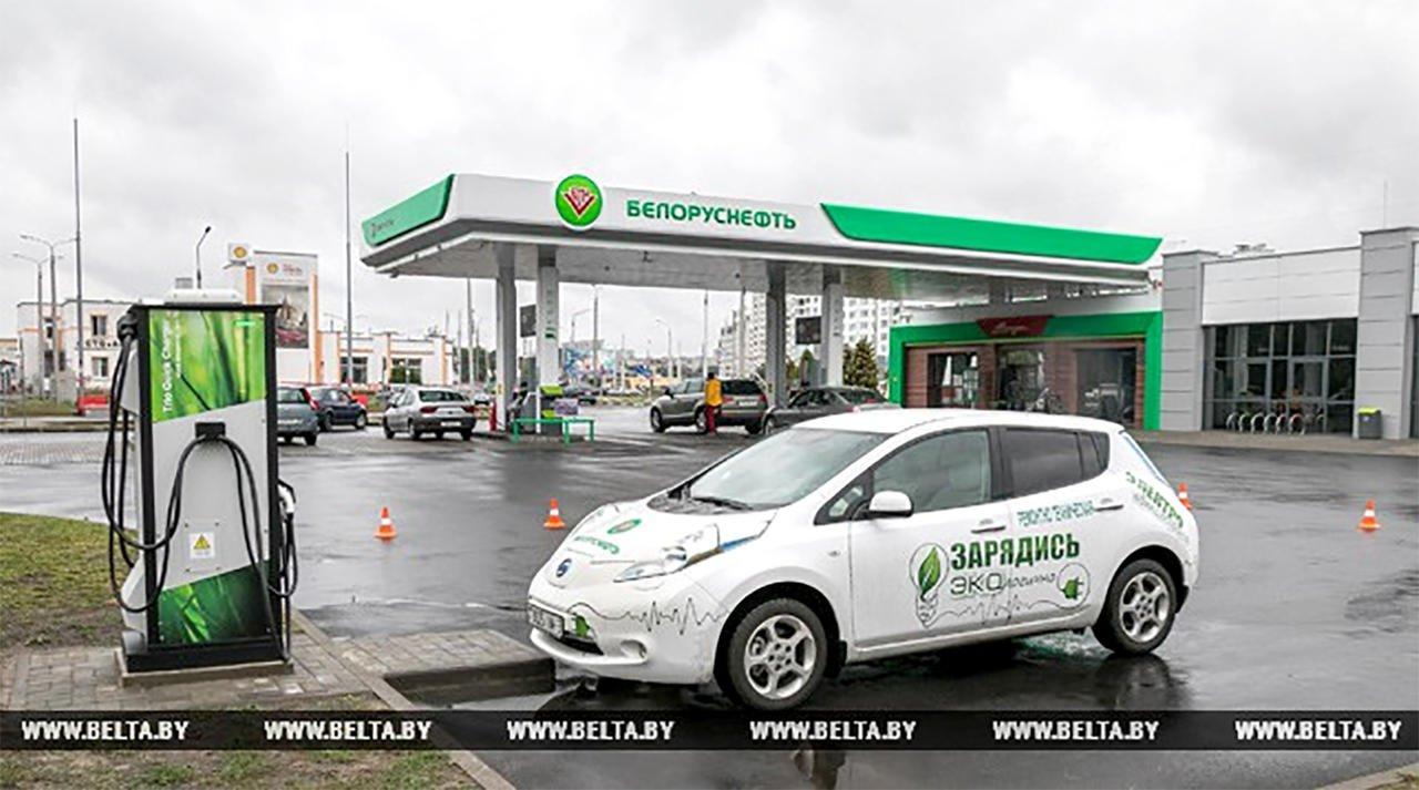 Лукашенко подписал указ по стимулированию использования электротранспорта