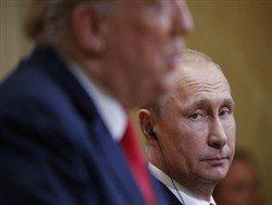 Трамп возложил на Путина