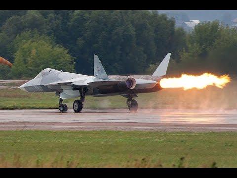 Американцы рассказали про главную неудачу истребителя Су-57