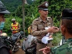 Трехдневная спецоперация по спасению школьников в Таиланде завершена