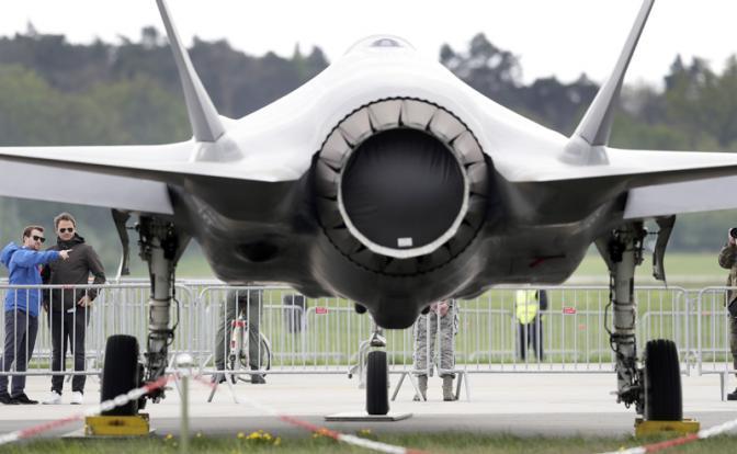 Америка в шаге от истребителя 6-го поколения