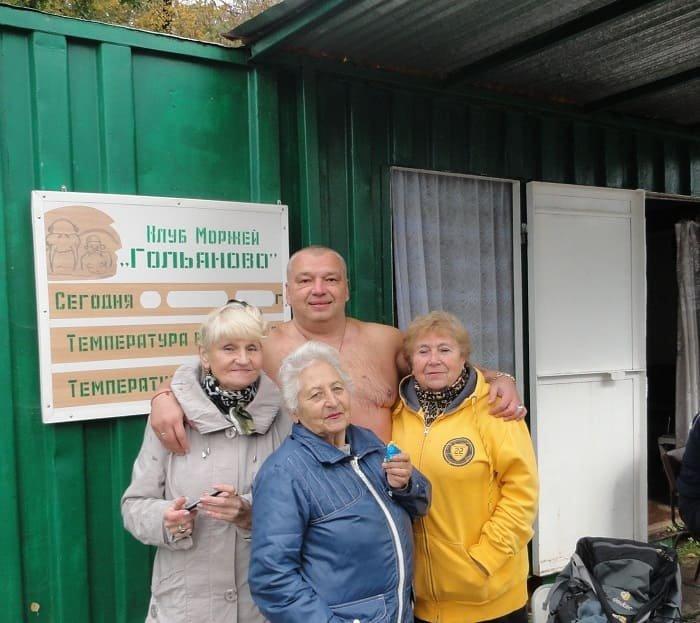 Гольяновский «морж» спас тонущего мальчика