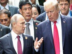 """Трамп пожаловался Путину на своих """"глупых"""" советников"""