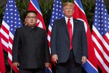 США обнаружили, что Ким Чен Ын обманул Трампа