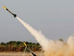 ЦАХАЛ: по Израилю выпущено около 60 ракет, 10 из них сбиты