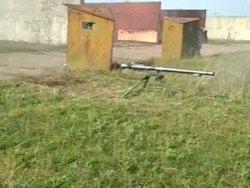 На Украине испытали новый противотанковый гранатомет
