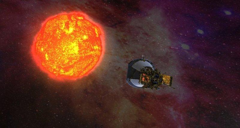 """Зонд NASA """"коснётся"""" Солнца — и не расплавится"""