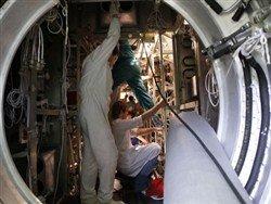 НАСА доверило России ремонт туалета в американской части МКС
