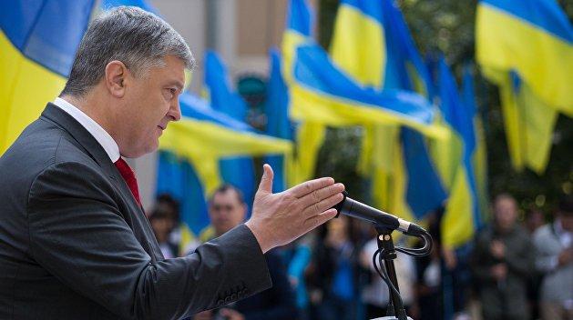 """Зачем Порошенко """"открытая война"""" с Россией"""
