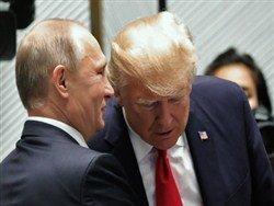 """Трамп отказался порвать с Россией из-за инцидентов с """"Новичком"""""""