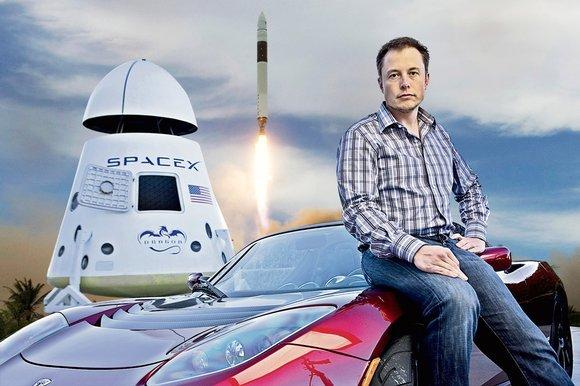 SpaceX установили рекорд, запустив массивный спутник
