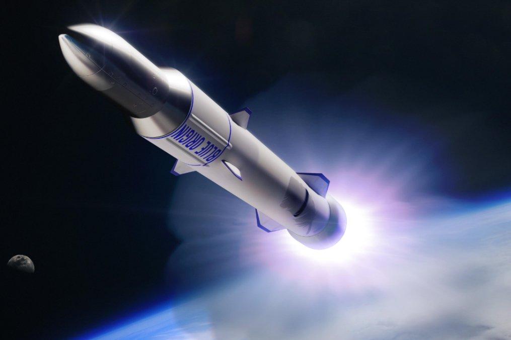 Blue Origin планирует использовать New Glenn для парных запусков