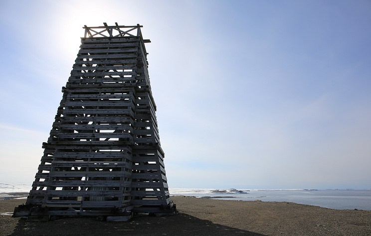 Мыс желания в Арктике открыт для изучения и туристического потока : Общество Newsland – комментарии, дискуссии и обсуждения новости.