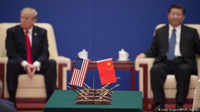 Торговый конфликт США и Китая: чем закончится битва титанов? : Политика Newsland – комментарии, дискуссии и обсуждения новости.