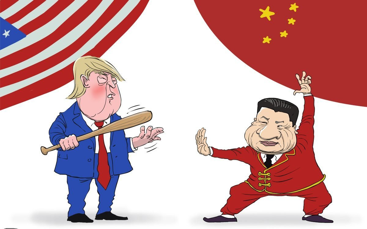 Торговое противостояние США и Китая может сыграть России на руку